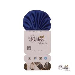 دستمال جیبی سری کلاسیک (آبی مات)