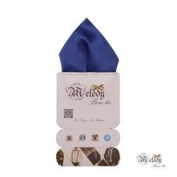 دستمال جیبی سری تربلی (آبی مات)