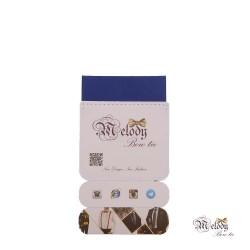 دستمال جیبی سری سنسیلو (آبی مات)