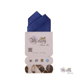 دستمال جیبی سری آنیدا (آبی مات)