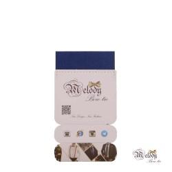 دستمال جیبی سری سنسیلو (آبی نفتی براق)