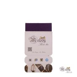 دستمال جیبی سری سنسیلو (بنفش براق)