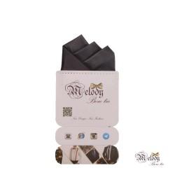 دستمال جیبی سری رنگین کمان (دودی مات)