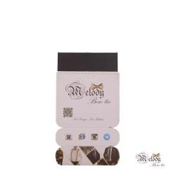 دستمال جیبی سری سنسیلو (دودی مات)