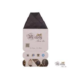 دستمال جیبی سری ولکانو (دودی مات)