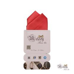 دستمال جیبی سری آنیدا (گل بهی سیر مات)