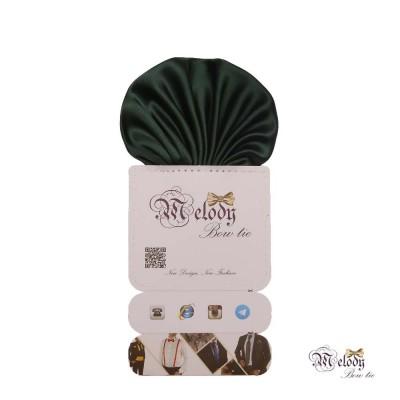دستمال جیبی سری کلاسیک (سبز مات)