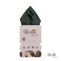 دستمال جیبی سری تربلی (سبز مات)