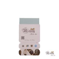 دستمال جیبی سری سنسیلو (آبی آسمانی مات)