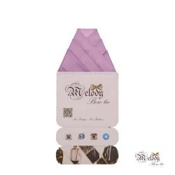 دستمال جیبی سری ولکانو (یاسی مات)