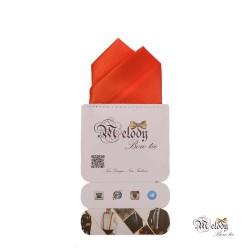 دستمال جیبی سری آنیدا (نارنجی مات)