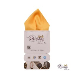 دستمال جیبی سری تربلی (زرد مات)