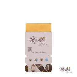 دستمال جیبی سری سنسیلو (زرد مات)