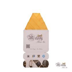 دستمال جیبی سری ولکانو (زرد مات)