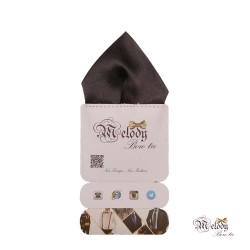 دستمال جیبی سری تربلی (دودی براق)