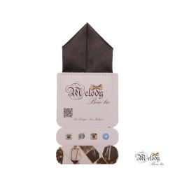 دستمال جیبی سری پیرامید (دودی براق)