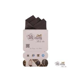 دستمال جیبی سری رنگین کمان (دودی براق)