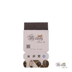 دستمال جیبی سری سنسیلو (دودی براق)