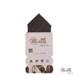 دستمال جیبی سری مونتانا (دودی براق)