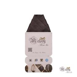 دستمال جیبی سری ولکانو (دودی براق)