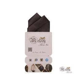 دستمال جیبی سری آنیدا (دودی براق)