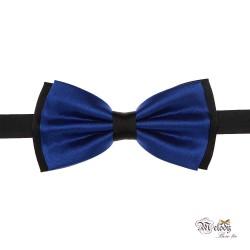 پاپیون سری مندو (آبی و سیاه)